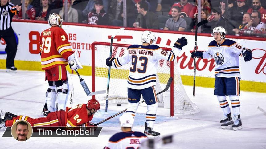 This Week in the NHL: The Battle forAlberta