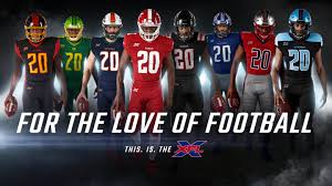 Image result for xfl