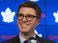 Image result for kyle dubas toronto maple leafs