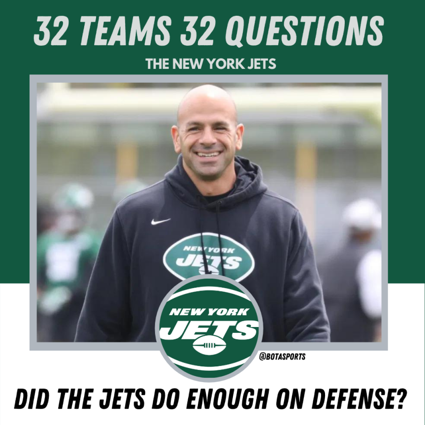 32 Questions 32 Teams: Did the Jets do Enough onDefense